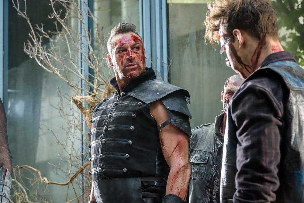 "VAN HELSING -- ""For Me"" Episode 107 -- Pictured: Aleks Paunovic as Julius -- (Photo by: Dan Power/Helsing S1 Productions/Syfy)"