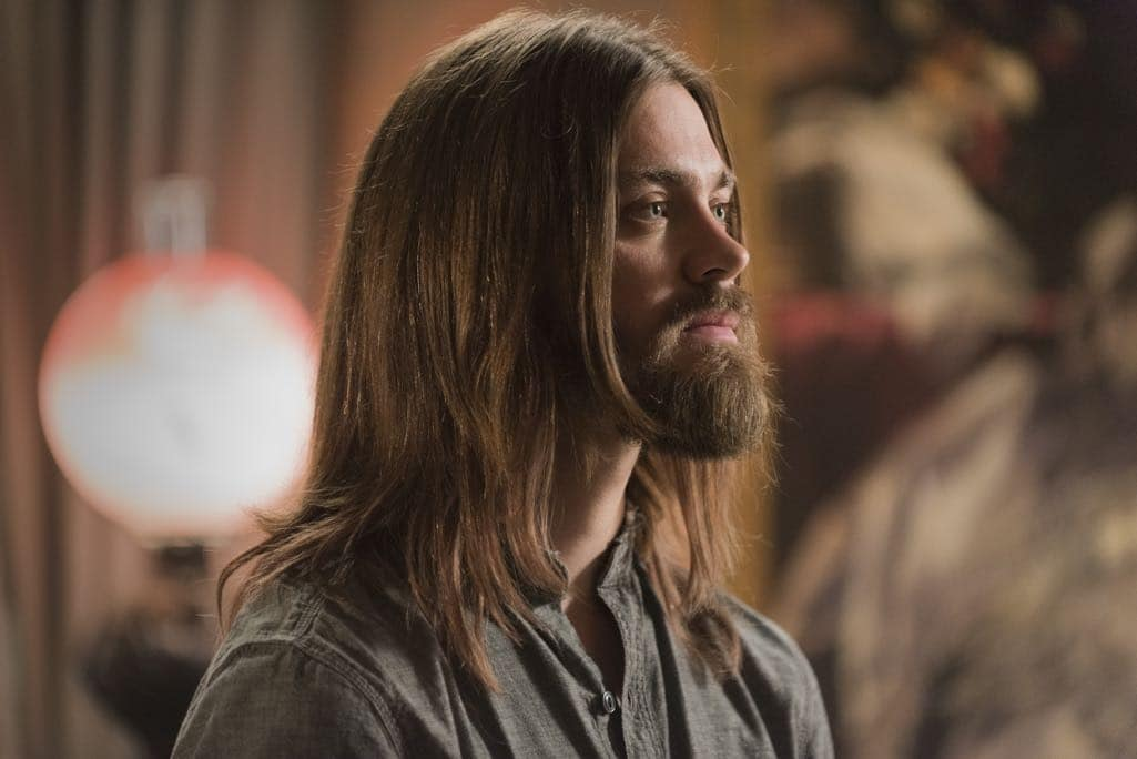 Tom Payne as Paul 'Jesus' Rovia - The Walking Dead _ Season 7, Episode 5 - Photo Credit: Gene Page/AMC