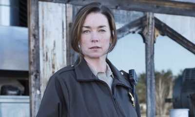 "EYEWITNESS -- ""Pilot"" Episode 101 -- Pictured: Julianne Nicholson as Helen Torrance -- (Photo by: Christos Kalohoridis/USA Network)"