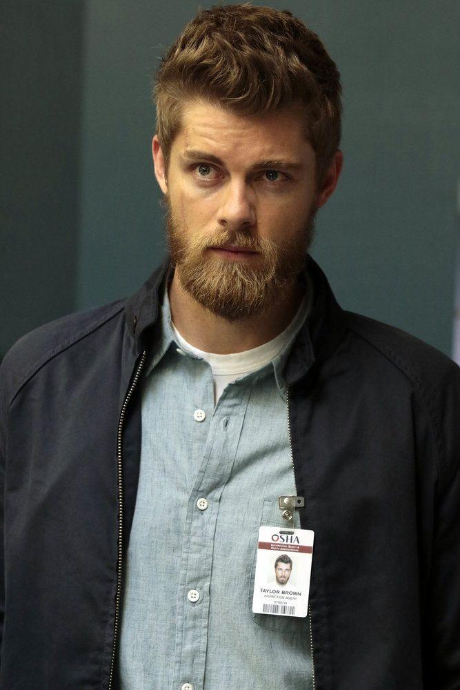 "BLINDSPOT-- ""Her Spy's Mind"" Episode 206 -- Pictured: Luke Mitchell as Roman -- (Photo by: Giovanni Ruffino/NBC)"