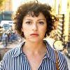 "Alia Shawkat stars in ""Search Party,"" premiering Monday on TBS."