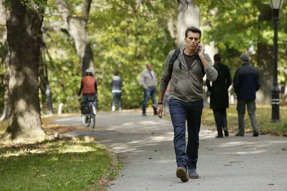 """THE BLACKLIST -- """"Lipet's Seafood Company #111"""" Episode 409 -- Pictured: Oded Fehr as Levi"""