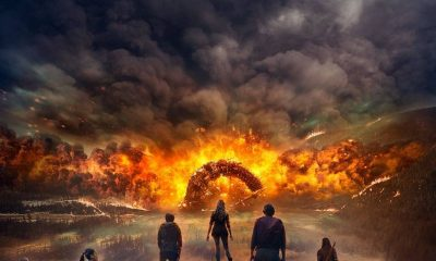 THE 100 Season 4 Poster