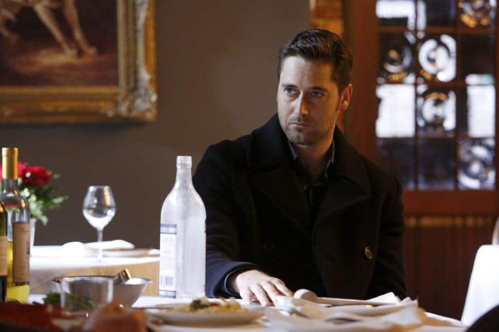 """THE BLACKLIST -- """"Natalie Luca #184"""" Episode 412 -- Pictured: Ryan Eggold as Tom Keen -- (Photo by: Will Hart/NBC)"""