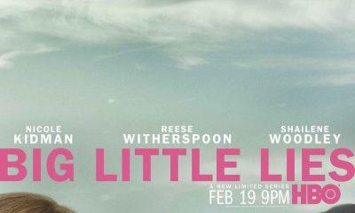 Big Little Lies Poster Key Art