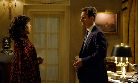 KERRY WASHINGTON, TONY GOLDWYN Scandal Season 6