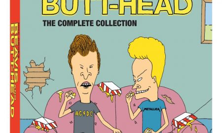 Beavis and Butthead Complete Collection Series DVD