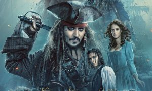 Pirates of the Caribbean Dead Men Tell No Tales Poster