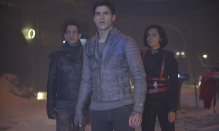 "KRYPTON -- ""Pilot"" Episode 101 -- Pictured: (l-r) -- (Photo by: Aleksandar Letic/Syfy)"