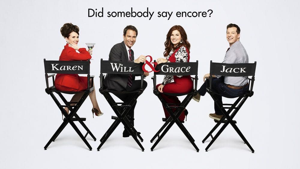 'Will & Grace' Lands First Ever Streaming Deal Ahead of New Season Premiere
