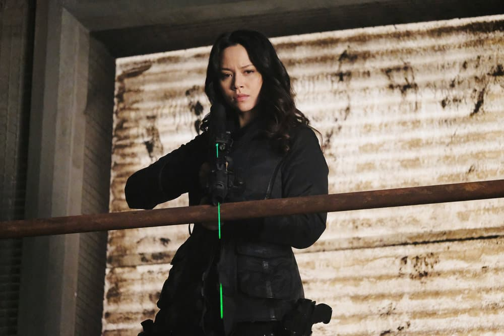 """DARK MATTER -- """"Welcome To The Revolution"""" Episode 303 -- Pictured: Nelissa O'Neil as Two"""