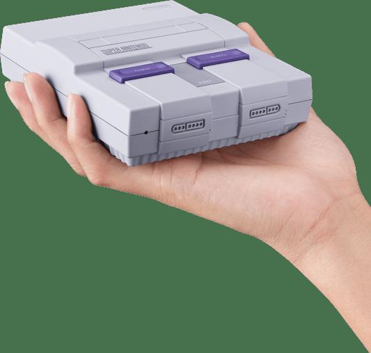 Super Nintendo Entertainment System: Super NES Classic Edition Console