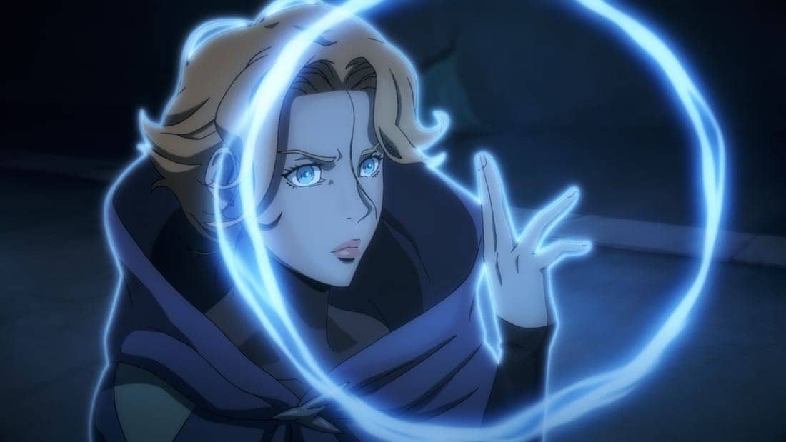 Castlevania Now On Netflix