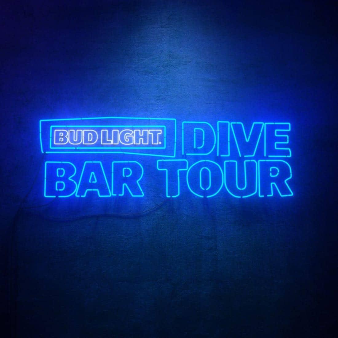 Bud Light Dive Bar Tour