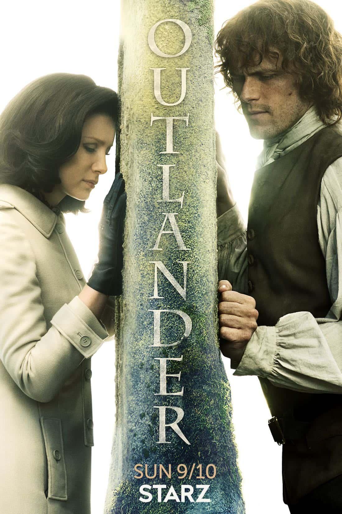 Resultado de imagem para outlander s3 poster