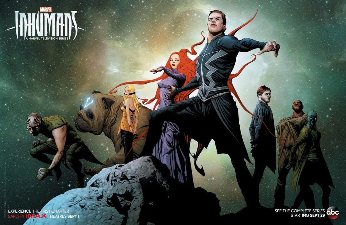 Marvel's New Series 'Inhumans' Seems To Feature Trump-Like Villain