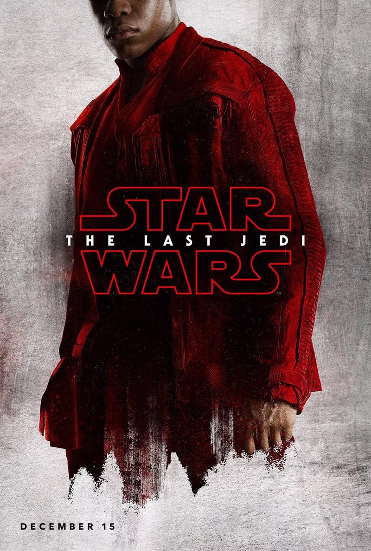 STAR-WARS-THE-LAST-JEDI-Character-Poster-Finn-John-Boyega