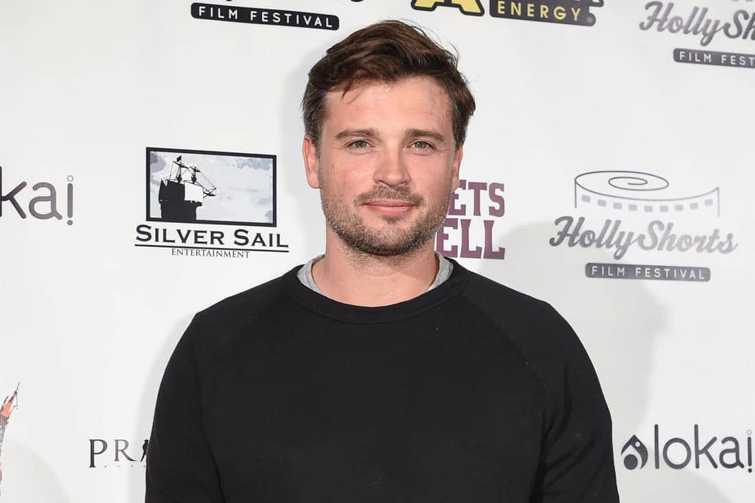 Tom Welling Joins