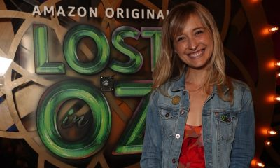 Allison Mack Lost In Oz