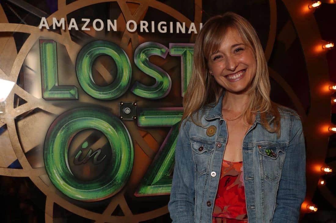 Allison Mack Lost In Oz