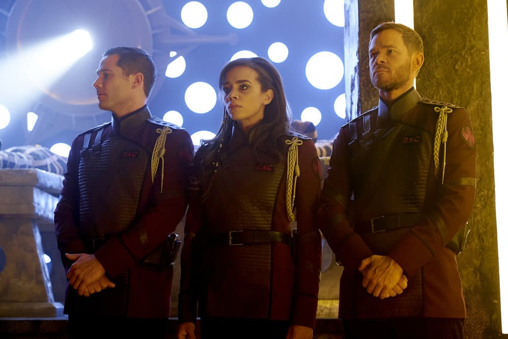 Syfy Renews Killjoys For Two More Seasons To Wrap Things Up