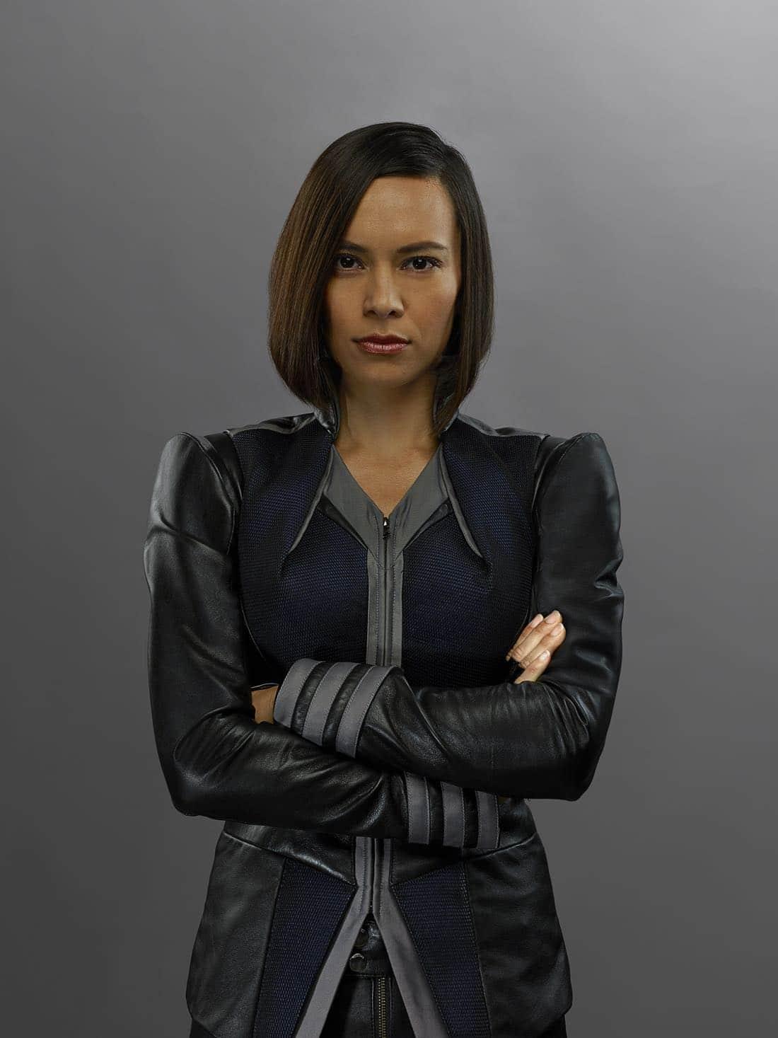"MARVEL'S INHUMANS - ""Marvel's Inhumans"" stars Sonya Balmores as Auran."