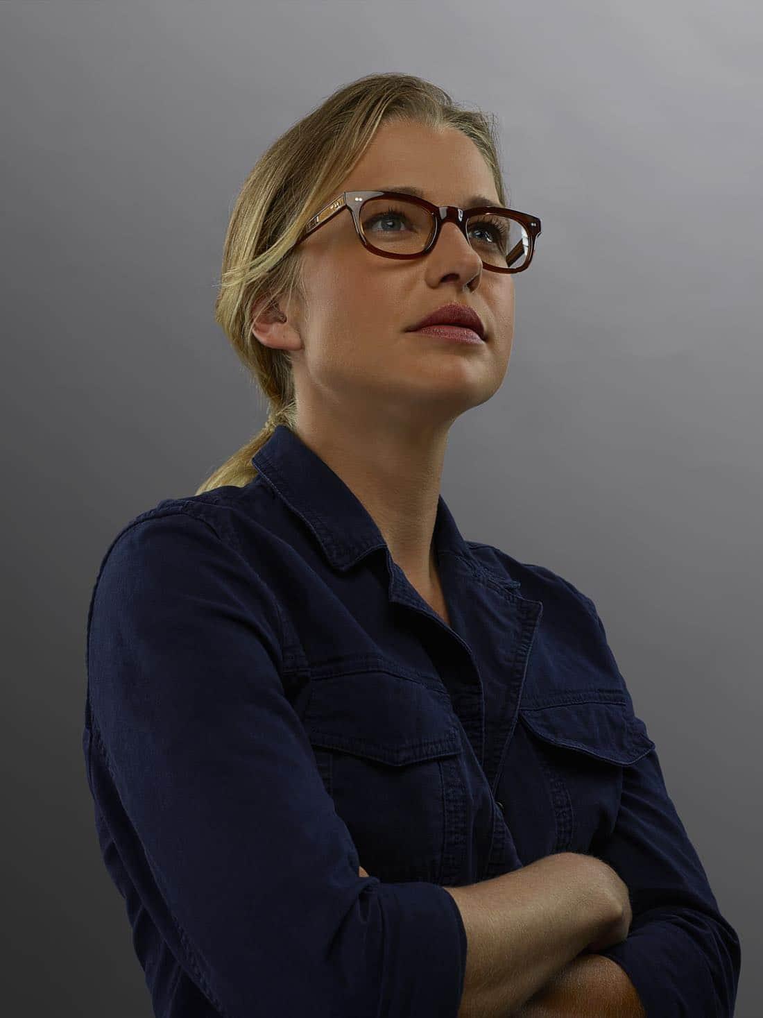 "MARVEL'S INHUMANS - ""Marvel's Inhumans"" stars Ellen Woglom as Louise. (ABC/Michael Muller)"