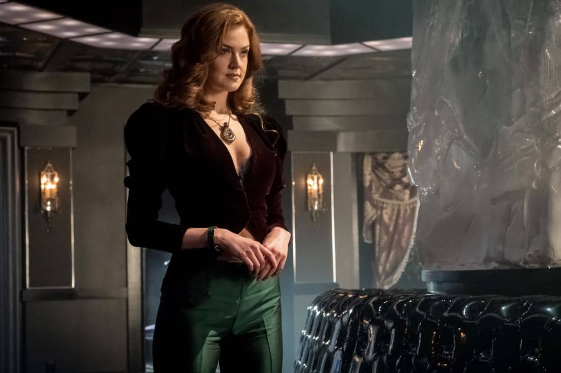 "GOTHAM: Maggie Geha in the ""Pax Penguina"" season premiere episode of GOTHAM airing Thursday, Sept. 21 (8:00-9:01 PM ET/PT) on FOX. ©2017 Fox Broadcasting Co. Cr: Jeff Neumann/FOX."