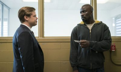Marvel's The Defenders Episode 1 The H Word - Elden Henson, Mike Colter