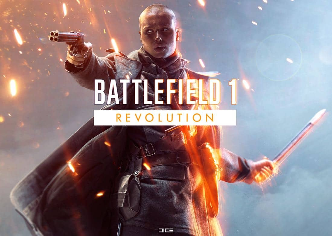 EA Games confirms Battlefield 1 Revolution Edition, now available worldwide