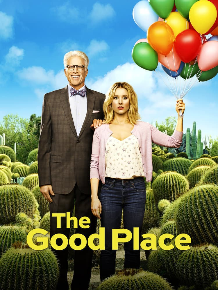 The Good Place S02 E11 VOSTFR