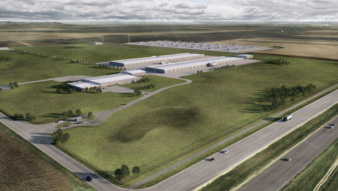 Apple to build two new data centres in Iowa