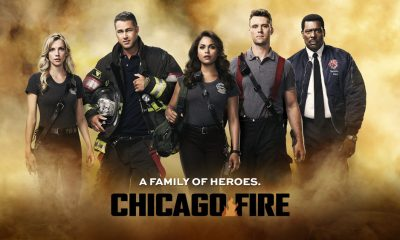 "CHICAGO FIRE -- Pictured: ""Chicago Fire"" Key Art -- (Photo by: NBCUniversal)"