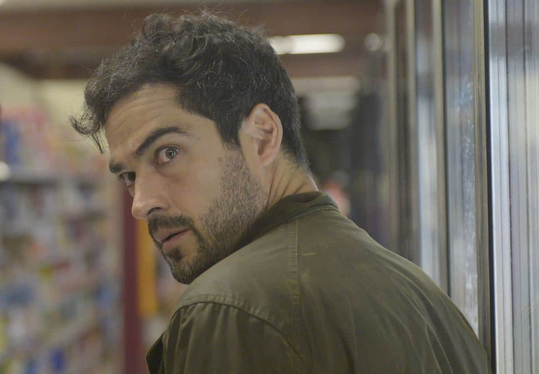 "THE EXORCIST: Alfonso Herrera in the ""Janus"" season premiere episode of THE EXORCIST airing Friday, Sept. 29 (9:00-10:00 PM ET/PT) on FOX. ©Fox Broadcasting Co. Cr: Sergei Bachlakov/FOX"