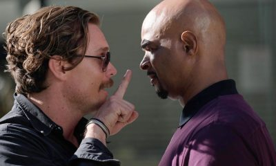 "LETHAL WEAPON: Pictured L-R: Damon Wayans and Clayne Crawford in the ""El Gringo Loco"" season two premiere episode of LETHAL WEAPON airing Tuesday, Sept. 26 (8:00-9:00 PM ET/PT) on FOX. ©2017 Fox Broadcasting Co. CR: Darren Michaels/FOX"