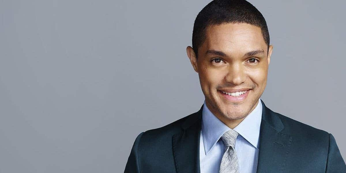 Trevor Noah will host 'The Daily Show' through 2022