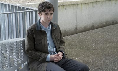 "THE GOOD DOCTOR - ""PILOT - Burnt Food"" - Dr. Shaun Murphy (Freddie Highmore), a young surgeon with autism and savant syndrome, relocates from a quiet country life to join the prestigious St. Bonaventure hospital's surgical unit. Alone in the world and unable to personally connect with those around him, his only advocate, Dr. Aaron Glassman (Richard Schiff), challenges the skepticism and prejudices of the hospital's board and staff when he brings him in to join the team. Shaun will need to work harder than he ever has before, as he navigates his new environment and relationships to prove to his colleagues that his extraordinary medical gifts will save lives. The highly anticipated series premiere of ""The Good Doctor"" airs MONDAY, SEPTEMBER 25 (10:01-11:00 p.m. EDT), on The ABC Television Network. (ABC/Liane Hentscher) FREDDIE HIGHMORE"