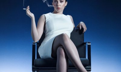 Crazy Ex Girlfriend Rachel Bloom Basic Instinct Poster Key Art