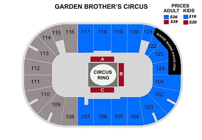 Garden Bros Circus Garden Bros Circus Livingsocial