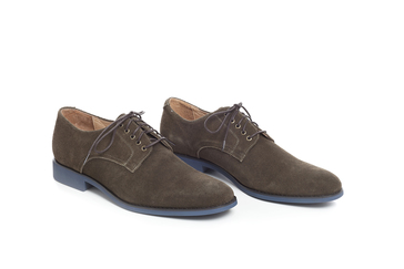 Vincent Suede Buck Shoe