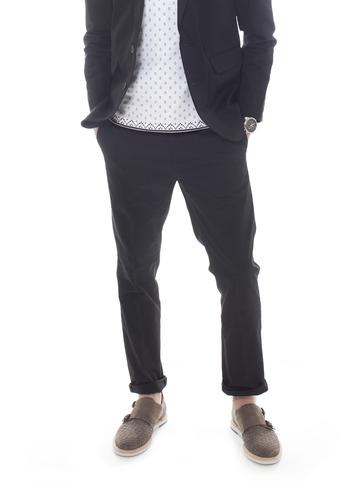 Navy Suit Pant