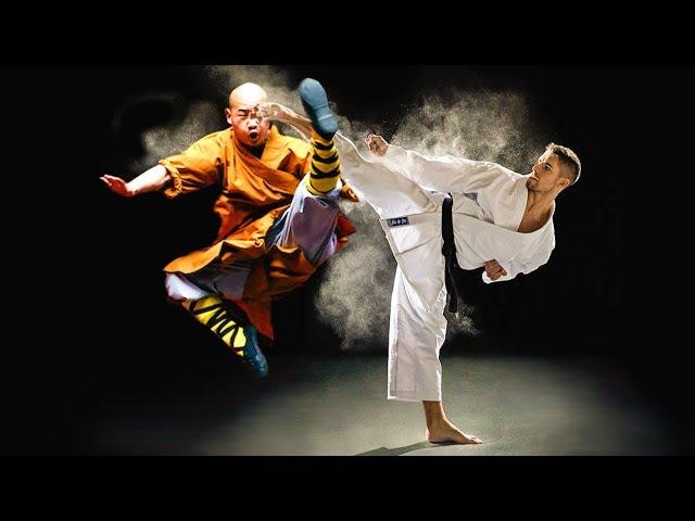 Karate vs Shaolin Kung Fu – Motivational Video – Top Secret Ninja News