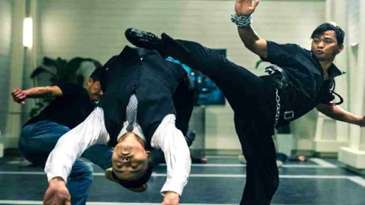 Top 10 Martial Arts Movie Fight Scenes   1080p – Top Secret
