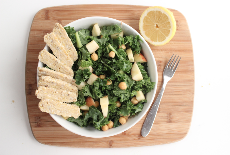 Protein-Packed Dinners parsley spinach