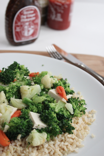 Protein-Packed Dinners vegetable broccoli