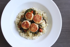 How to Pan Sear Scallops Like a Real Adult