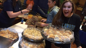 How to Score Free Food at the University of Delaware