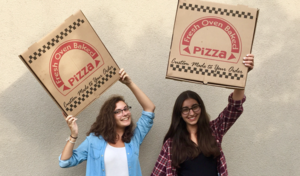 2 Girls Ate Nothing But Pizza For 5 Days Straight