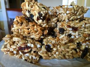 Homemade Sports Bars to Keep You Energized All Day