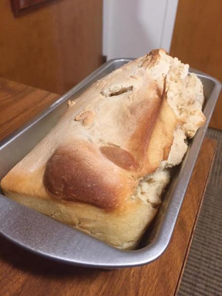 5 Ingredient White Bread Recipe Anyone Can Make